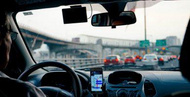 Como trabajar en Uber España